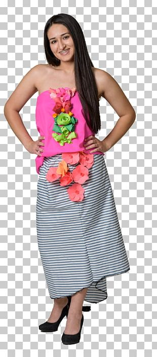 Fashion Show Model Clothing Cocktail Dress PNG