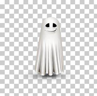 Halloween Ghost Icon PNG