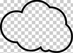 Drawing Coloring Book Cloud Black And White PNG