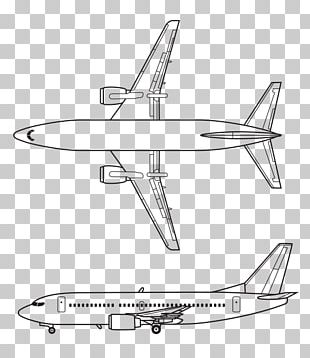 Boeing 737 Airplane Narrow-body Aircraft Airbus A380 PNG