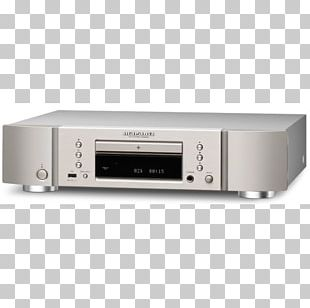 CD Player Compact Disc Marantz High Fidelity Super Audio CD PNG