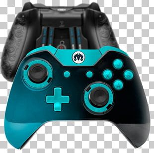 Game Controllers Xbox One Controller PlayStation 4 Video Game Consoles Joystick PNG