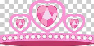The Second Princess Cartoon Crown PNG
