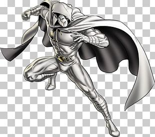 Marvel: Avengers Alliance Moon Knight Hulk Marvel Comics PNG