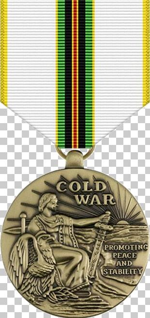 Cold War Victory Medal United States Military PNG