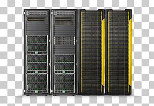 Computer Servers Disk Array Computer Hardware 19-inch Rack System PNG
