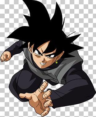 Goku Black Trunks Majin Buu Vegeta PNG