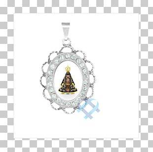 Our Lady Of Aparecida Locket Christmas Ornament PNG