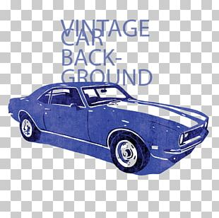 Vintage Cars PNG