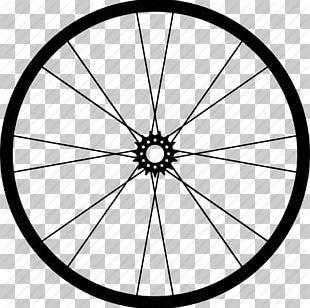 Bicycle Wheels Mountain Bike PNG