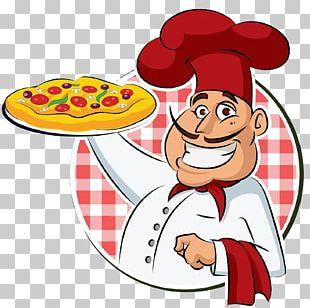 Pizza Italian Cuisine Pasta Chef PNG