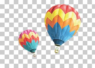 Flight Hot Air Balloon Computer File PNG