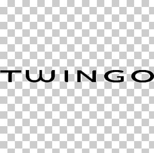 Renault Twingo Brand Logo Font PNG
