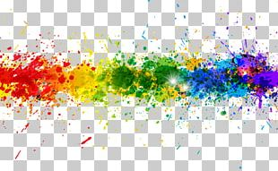 Color Graphic Design Painting PNG