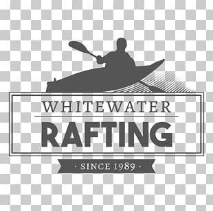 Logo Rafting Canoe Paddle Paddling PNG