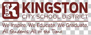 Kingston High School Elementary School School District PNG