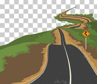 Road Euclidean Illustration PNG