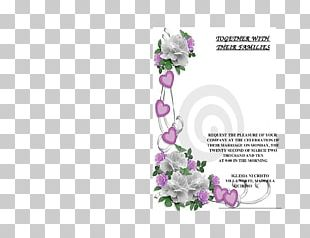 Wedding Invitation Paper Greeting & Note Cards PNG