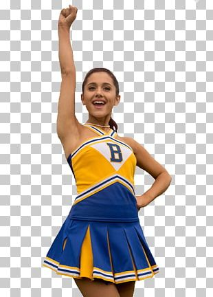 Ariana Grande Swindle Cheerleading Uniforms Sport PNG