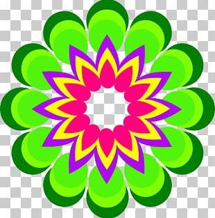 Geometry Flower Geometric Shape PNG