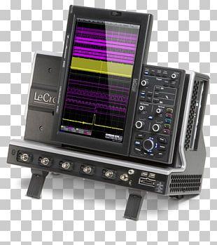 Oscilloscope Teledyne LeCroy Electronics Information Communication Channel PNG