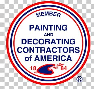 Painting And Decorating Contractors Of America House Painter And Decorator General Contractor PNG