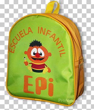 School Backpack Asilo Nido Bag Kindergarten PNG