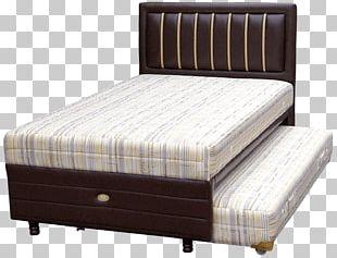 Bed Frame Mattress Box-spring Furniture PNG