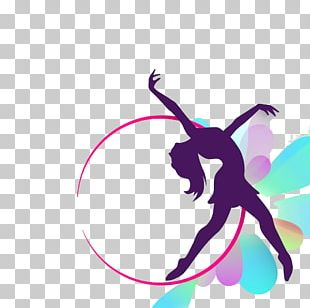 Dance Silhouette Woman PNG