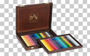 Caran D'Ache Faber-Castell Colored Pencil Wood PNG