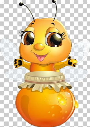 Honey Bee Queen Bee PNG