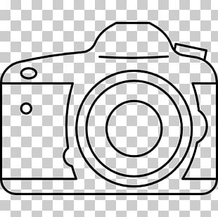 Photography Reflex Camera PNG