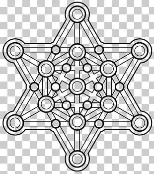 Coloring Book Mandala Sacred Geometry Merkabah Mysticism Geometric Shape PNG