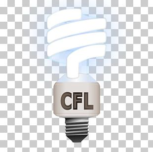 Compact Fluorescent Lamp Incandescent Light Bulb Fluorescence PNG
