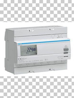 Electricity Meter Kilowatt Hour Three-phase Electric Power Convertidor De Potencia PNG