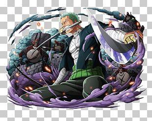 Roronoa Zoro One Piece Treasure Cruise Monkey D. Luffy Franky Vinsmoke Sanji PNG