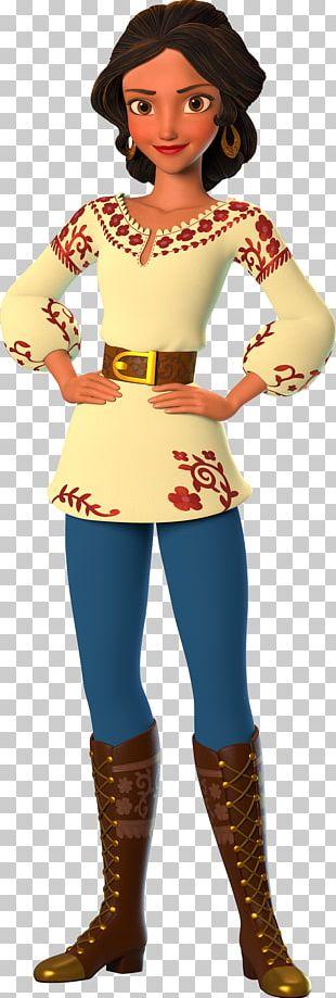 Aimee Carrero Elena Of Avalor Naomi Turner Chancellor Esteban Disney Princess PNG
