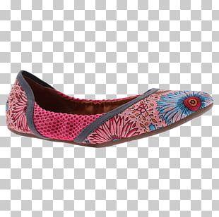 Ballet Flat Oxford Shoe Woman PNG