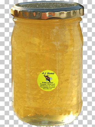 Honeycomb Orange Blossom Gift PNG