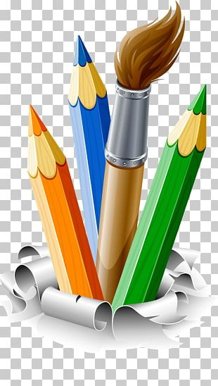 Pencil Drawing Brush Paint PNG