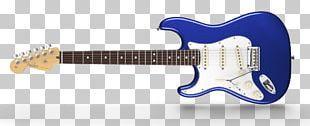 Fender Stratocaster Fender Musical Instruments Corporation Fender Standard Stratocaster Guitar Squier PNG