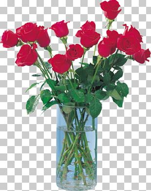 Garden Roses Vase Cabbage Rose Portable Network Graphics Flower PNG