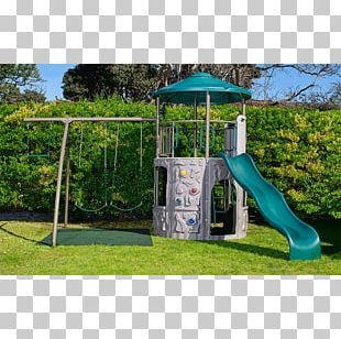 Playground Slide Swing Bunnings Warehouse Outdoor Playset PNG