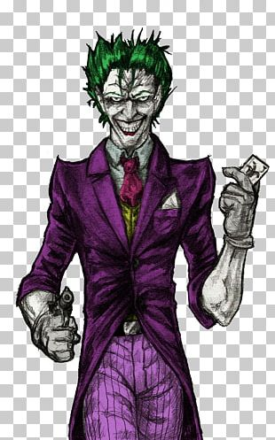 Joker Harley Quinn Batman YouTube Supervillain PNG