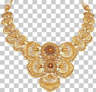 Necklace Jewellery Tanishq Gold Gemstone PNG