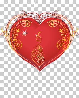 Valentine's Day Heart Desktop PNG