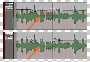 Pro Tools Automation Plug-in Audio Signal System PNG