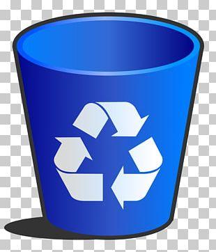 Recycling Bin Rubbish Bins & Waste Paper Baskets PNG
