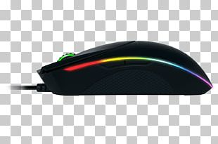 Computer Mouse Razer Inc. Video Game Gamer Color PNG