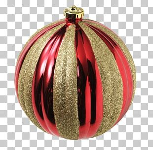 Christmas Ornament Christmas Tree Ball Christmas Decoration PNG